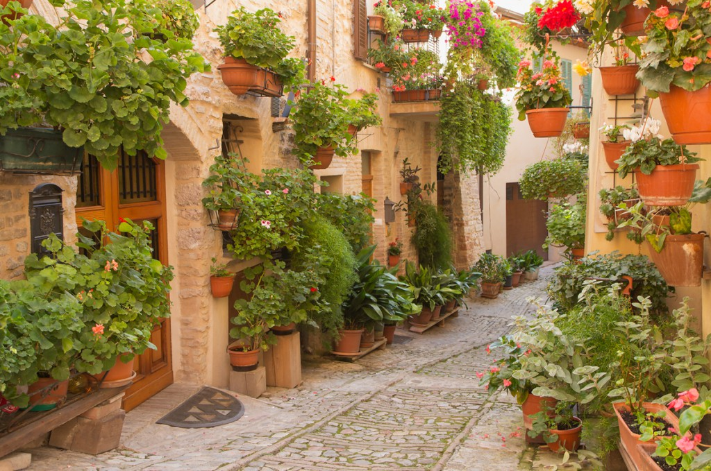 Retiring to Italy